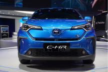 首款量产EV车型、全新SUV等多款新车亮相车展,丰田在华再加速