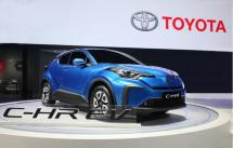 多款TNGA架构新品亮相上海车展丰田不停刷新在华市场的转型步伐