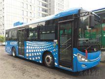 佛山今年全面实施公交新能源化