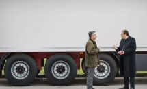 赛夫华兰德集团与Schwarzmüller集团签订挂车车轴采购合同