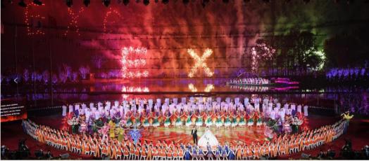 """接受世界的瞩目,福田汽车服务北京世园会树立耀眼""""中国名片"""""""