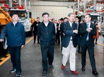 全国政协常委杨雄肯定三一国际化,期待三一作出更大贡献