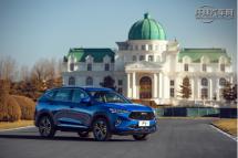 哈弗F7即将在俄投产上市自主全球车稳步向前