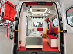福特新全顺V362航空舱救护车