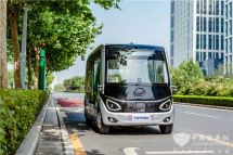 """""""聪明的车+智慧的路""""看宇通描绘的未来5G智能交通场景"""
