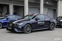 梅赛德斯-AMGE53轿车/轿跑车亮相正式取代E43车型