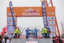 2019环塔拉力赛正式发车全新一代瑞虎8开启燃情征途