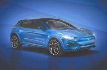 福特将推纯电跨界SUV或命名为Mach-E/综合续航595km