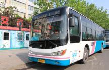 """助力学生备战中高考青岛4000辆公交开""""静音"""""""