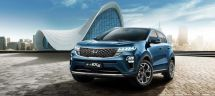 起亚KX5四驱版5月27日上市搭电子适时4WD系统/主打科技智能