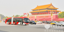 美媒:公交车电动化,中国正在领先美国