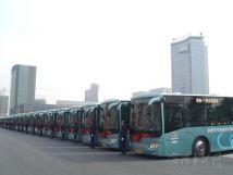 53辆安凯新能源公交车合肥上线