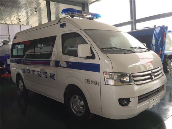 福田G9救护车现车_福田G9救护车报价_多少钱