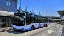 金旅客车为公交数字化提速福州首批5G智能公交车上路运营