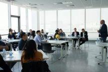 提升员工技能福伊特数字事业部与德国商会共同学习