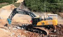 矿山又有何惧看迪尔如何征战矿山