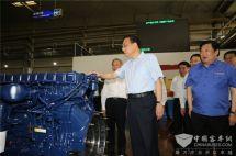 李克强:让潍柴动力、中国装备的动力奔腾不息!