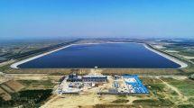山东黄水东调二期工程完成主体建设
