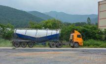 定盛物流:运输散装水泥只选华菱