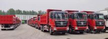 福田汽车再次助力中信建设哈萨克斯坦TKU公路项目