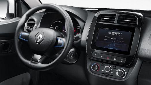 雷諾牽手天貓精靈,定制版Renault City K-ZE將面世