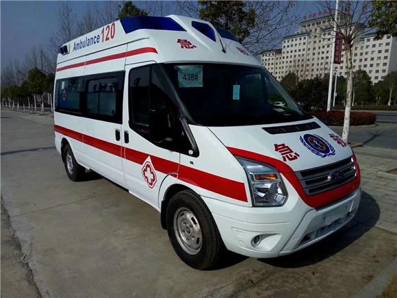 福特全順V348救護車多少錢一輛?