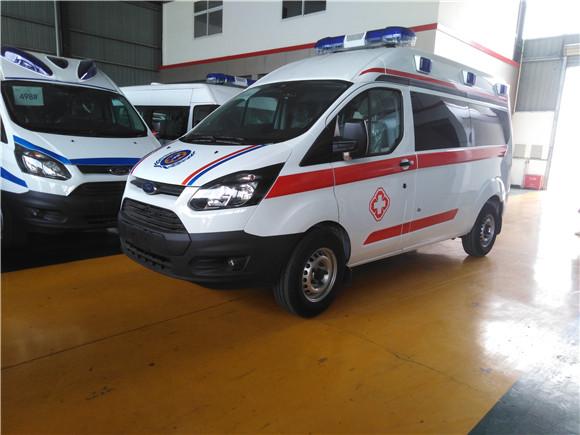福特全顺V362救护车质量好/性价比高