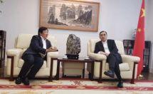 中国驻日本大使孔铉佑:全力支持潍柴在日本发展