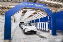 """第10000輛小鵬G3下線小鵬汽車""""慢就是快""""理念體系初露鋒芒"""