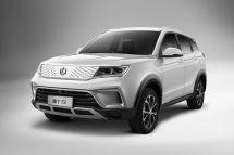 雷丁i9官方圖片正式發布定位新生代純粹駕趣電動SUV