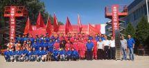 社會責任|柳工與寧夏組建重型工程機械應急救援隊