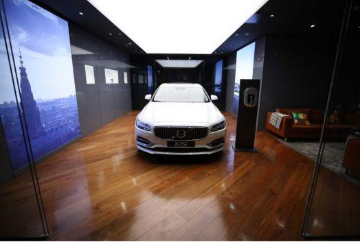 #全新XC40炫彩之夜#沃爾沃品牌體驗中心圓滿落幕