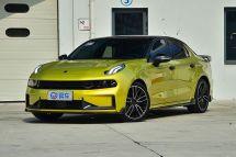 领克03+将于8月2日上市首款中国品牌性能车来袭