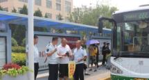 引导安全行车,青岛公交发布214条线路行车指南