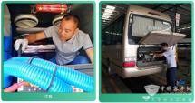 防微杜渐金旅客车开展新能源车辆专项安全服务活动