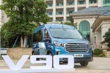 """V90售价14.78万元-28.76万元,上汽大通MAXUS""""三车战略""""布局轻客市场"""