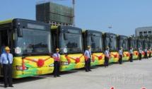 瓊海加大新能源公交車投放力度