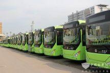 河南:打造中小城市公交發展樣板許昌積極創建公交優先示范城市