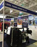 硬汉实力,雷沃发动机闪耀越南国际能源展览会