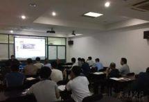 中国重汽杭发公司举办曼技术国六发动机培训会