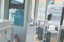 22506輛湖北省公交車全部裝上防護欄