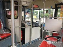 四川:泸州公交配置新款安全隔离门,年底前实现交车标配