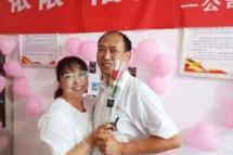 """郑州公交""""夫妻档""""浪漫过七夕见证公交车上的爱情故事"""