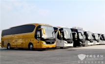 大订单!亚星客车大批量出口沙特621辆客车服务朝觐盛事