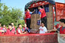 抢险救灾,渤海活塞仁和义工在行动