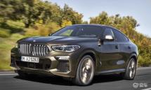 全新第三代BMWX6官图发布..
