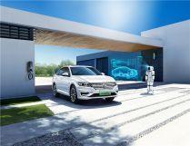 14.89万元畅享纯电驾趣上汽大众首款纯电动车型朗逸纯电全新上市