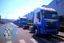 法士特液缓为中置轴货车保驾护航