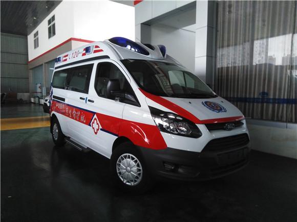 国六全顺V362救护车特卖|全顺V362救护车价格量大从优