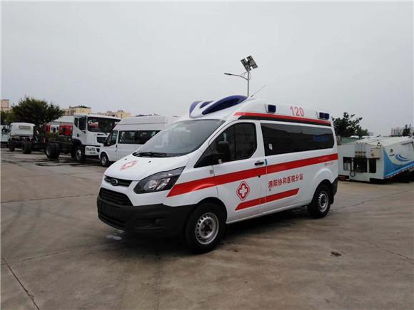 為生命護航的120救護車_價格_廠家